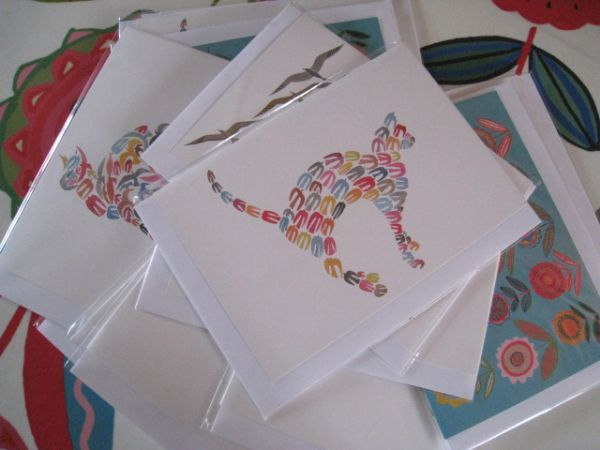 Pack of 10 Greetings Cards